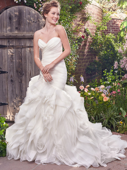 Isabelle Wedding Dress Rebecca Ingram