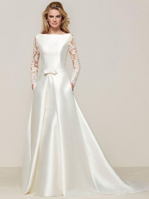 Pronovias Wedding Gown Drales