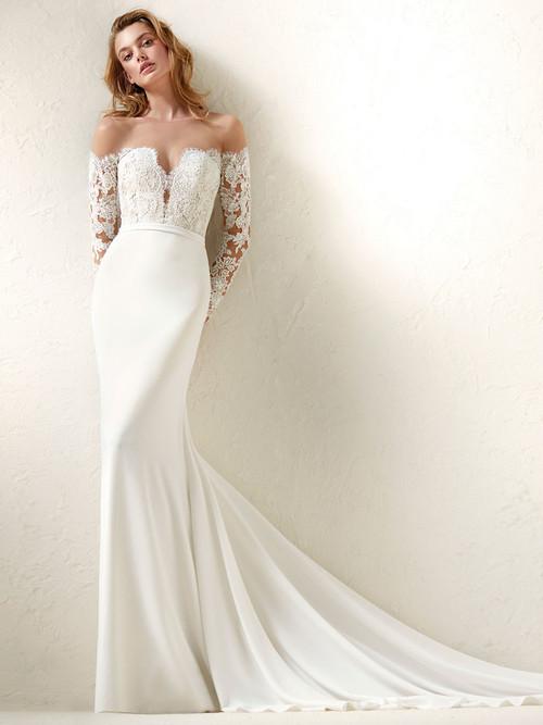Pronovias Wedding Gown Dracma