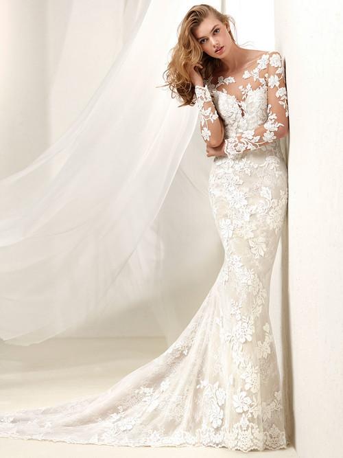 Pronovias Wedding Gown Drafne