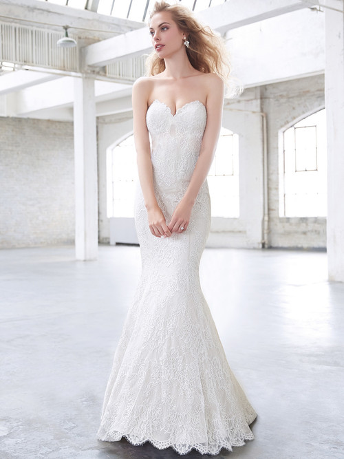 Madison James MJ300 Sweetheart Wedding Dress