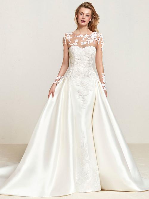 Pronovias Wedding Gown Draline
