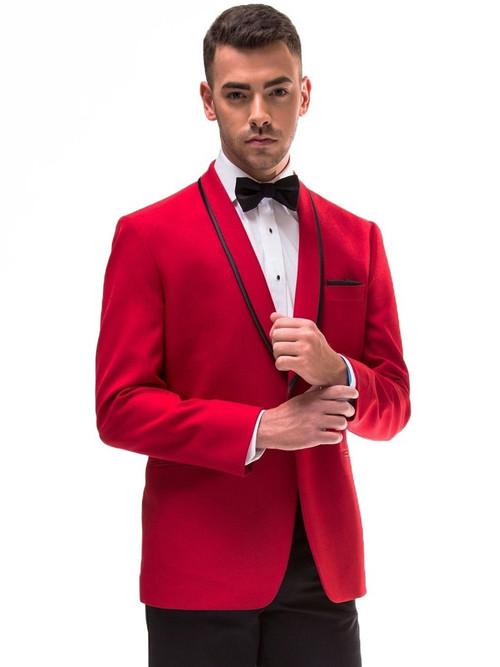 Red Tux Carmine by GiNovia