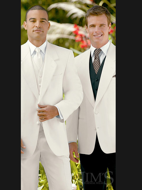 Ivory Notch Tuxedo