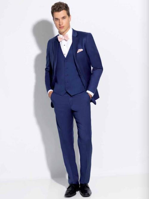 Allure Brunswick Blue Tuxedo