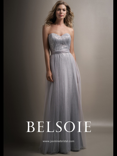 Belsoie L194007 Sweetheart Bridesmaid Dress