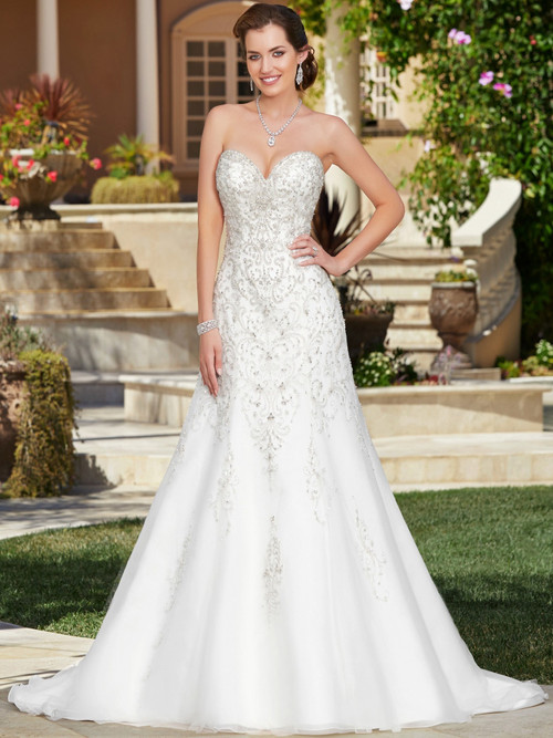 KittyChen Sweetheart Bridal Gown Cassia