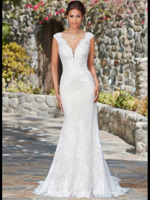 KittyChen V-neck Bridal Gown Kali