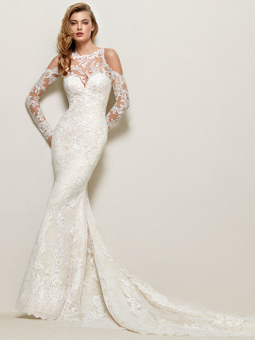 Pronovias Wedding Gown Dribae