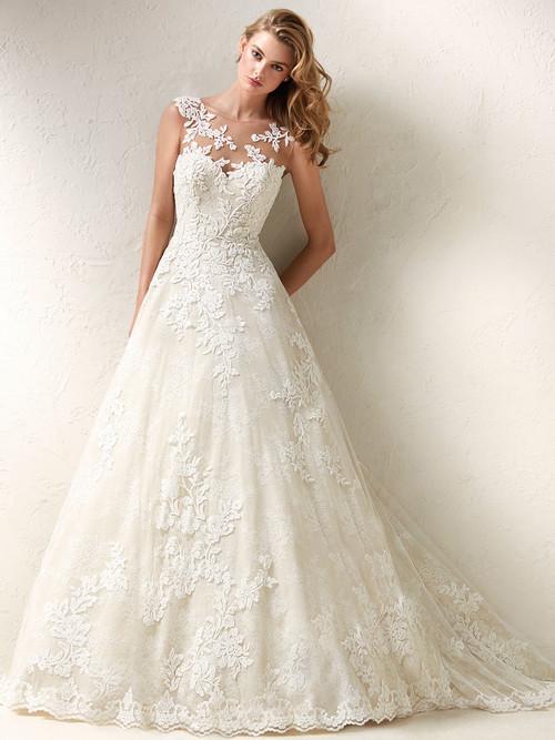 Pronovias Wedding Gown Dracme