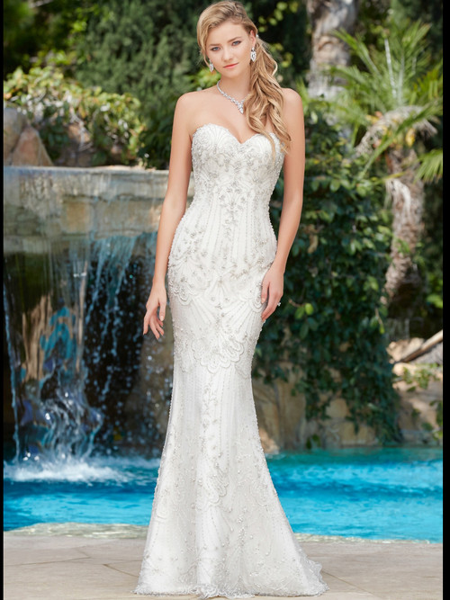 KittyChen Sweetheart Bridal Gown Chantal