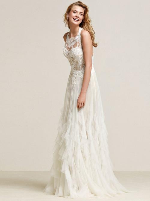 Pronovias Wedding Gown Draconia