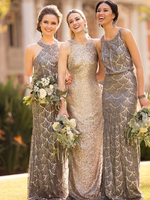 7850bb17f62 Sorella Vita Bridesmaid Dress 9064  Sorella Vita Bridesmaid Dress 9064  Sequin  Sheath bridesmaid dress Sorella ...