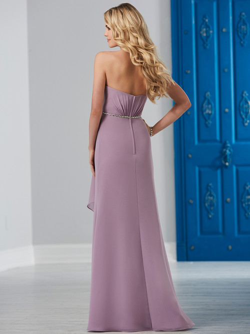 Cascading Soft Ruffle Christina Wu Celebrations Bridesmaid Dress 22839