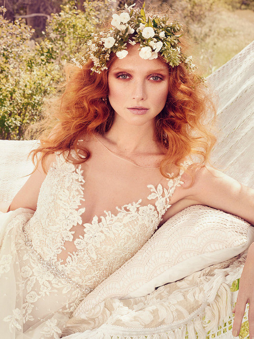 Maggie Sottero Avery Wedding Gown