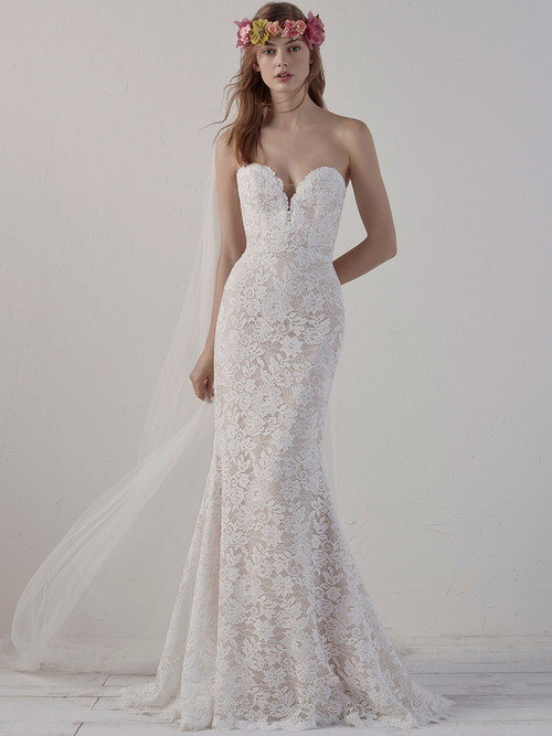 Pronovias Wedding Gown Eithel