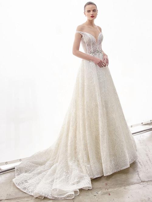 A-line wedding gown Enzoani Nadine
