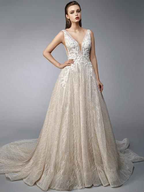 A-line wedding dress Enzoani Nellie