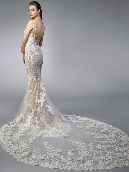 Enzoani Neve Wedding Gown