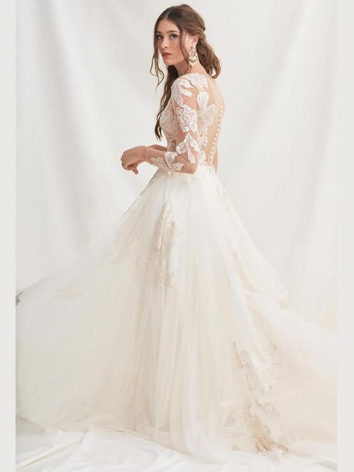 Willowby Wedding Rhapsody Gown 52700