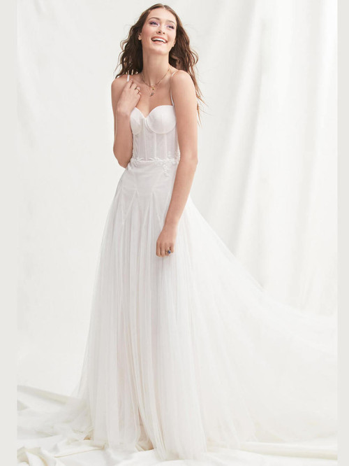 Sweetheart wedding gown Willowby Anderson 52714