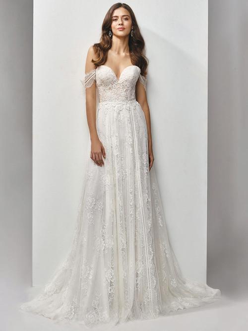 Sweetheart Wedding Gown Beautiful by Enzoani BT19-7