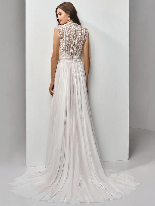 Enzoani Beautiful A-Line Wedding Gown BT19-19