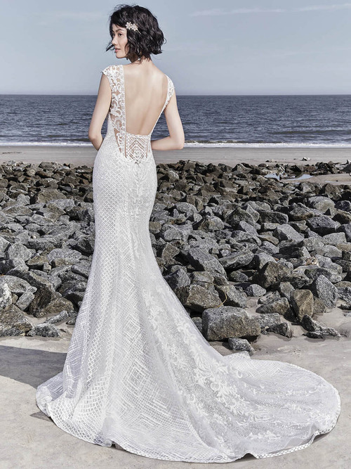 Sottero and Midgley Bridal Gown Sutton 8SC704
