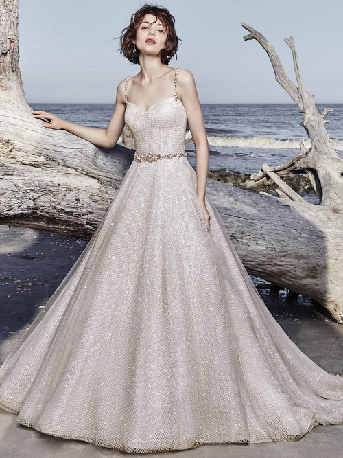Ball Gown wedding dress Sottero and Midgley Vidette 8SC700