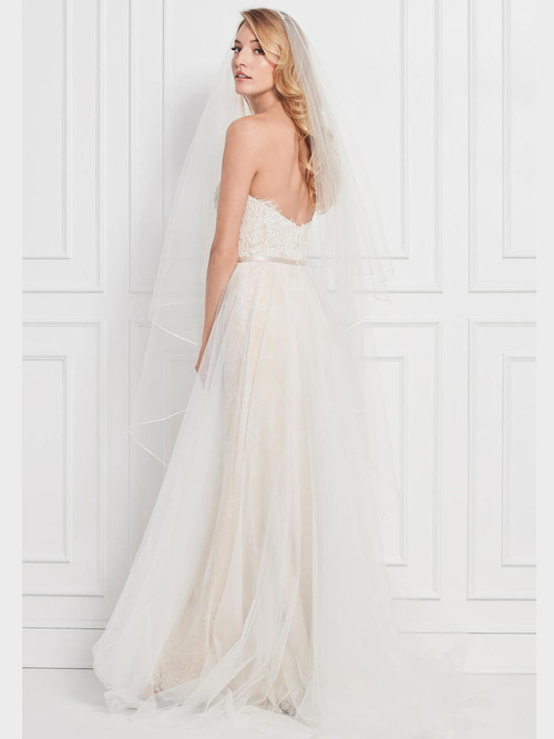 Wtoo Wedding Gown Gennessy Beaded 12707