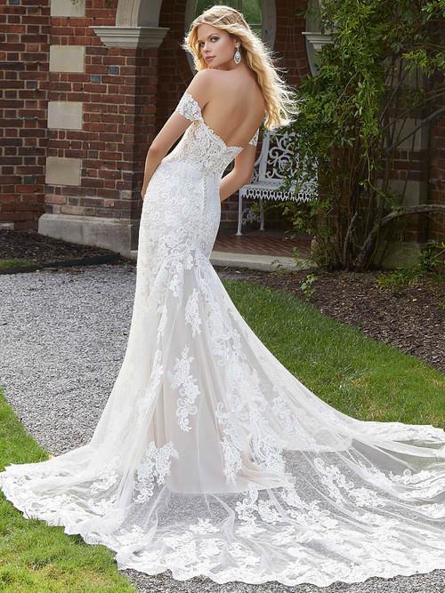 8520dd0c3432 Mori Lee Wedding gown Priyanka 2026 | Dimitra Designs