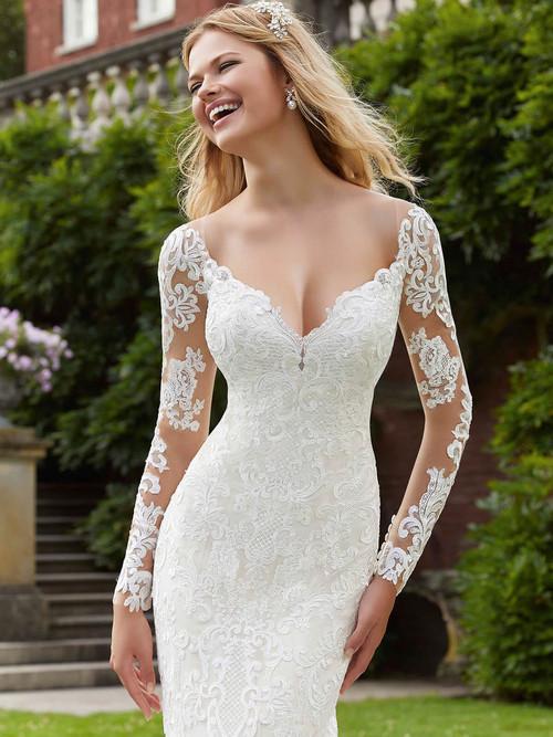Mori Lee Bridal Gown Philomena 2040
