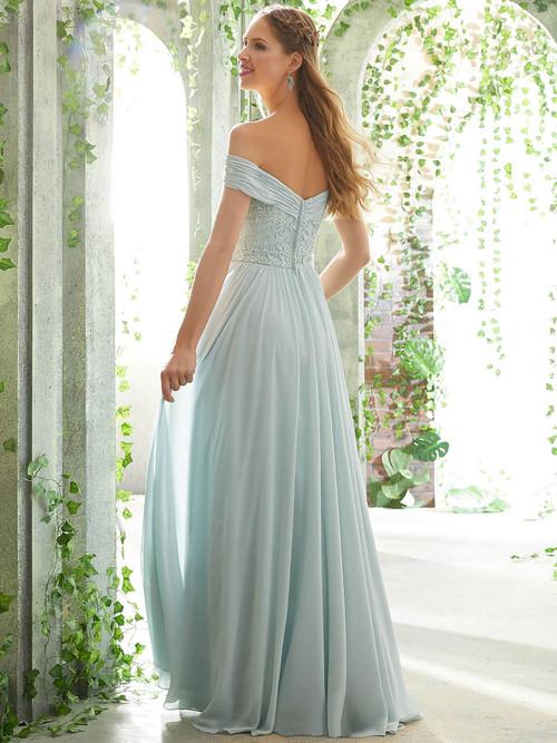 Mori Lee Bridesmaid Dress 21614