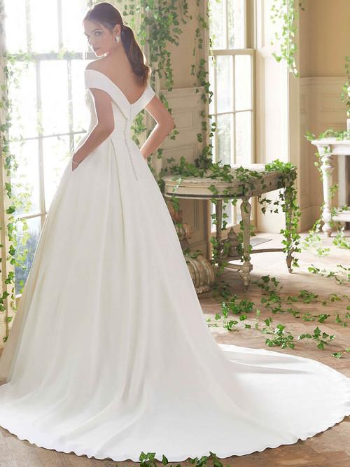 Mori Lee Blu Bridal Gown Providence 5712