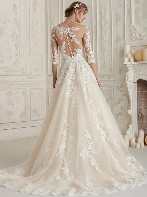Pronovias Bridal Gown Elche