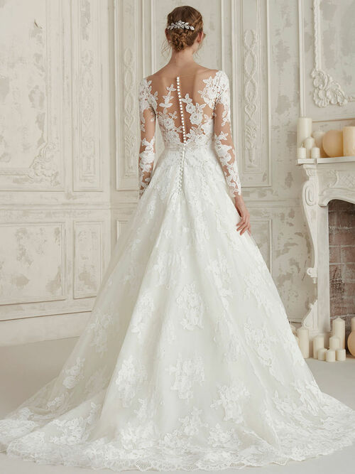 Pronovias Bridal Gown Elema