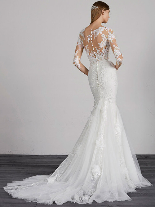 Pronovias Bridal Gown Maden