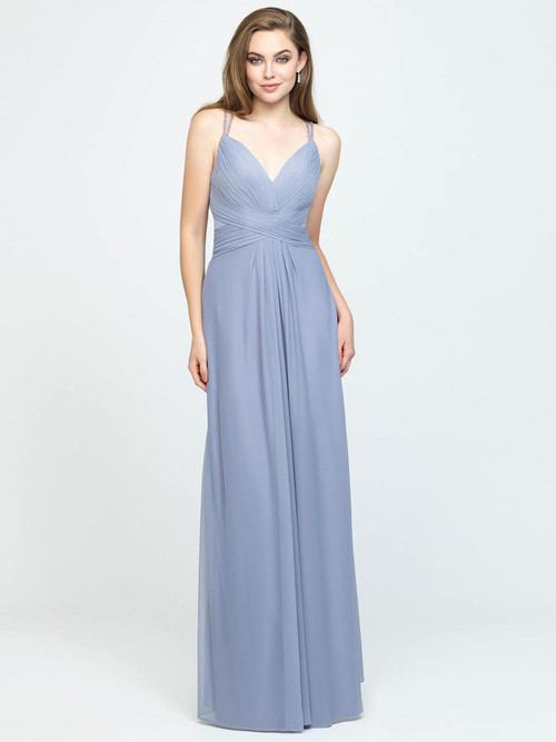 V-neck bridesmaid dress Allure 1612