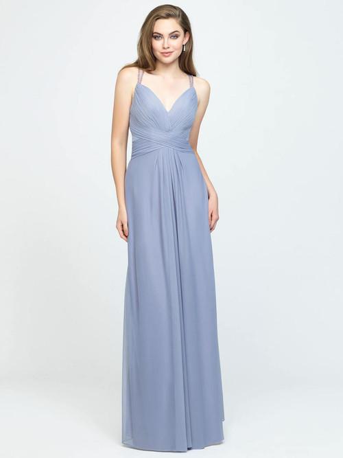 V-neck bridesmaid dress Allure 1612