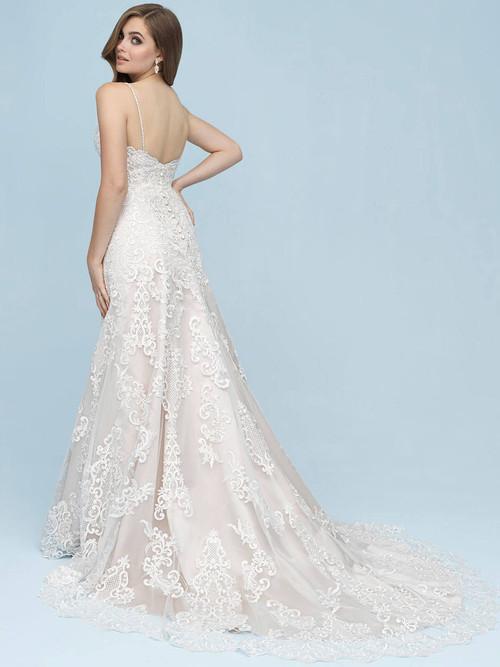 Allure Bridals Wedding Dress 9605