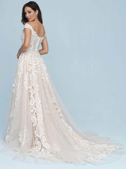 Allure Bridals Wedding Dress 9619