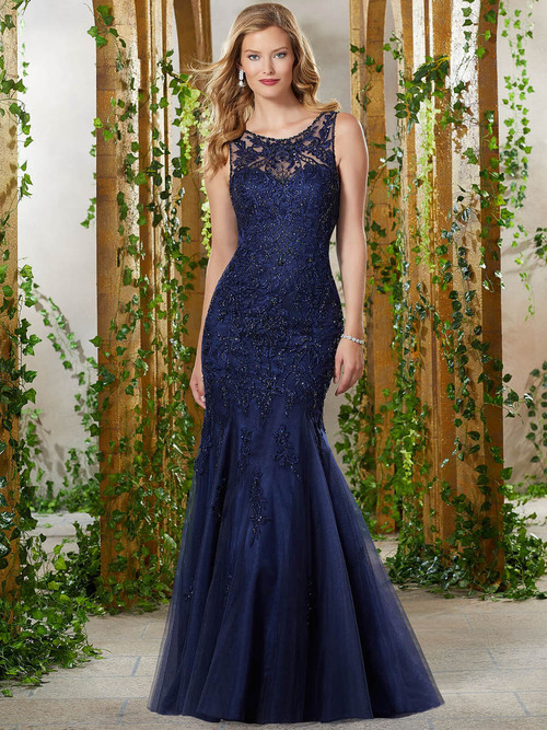 Mori Lee Mother of the Bride Dress 71907