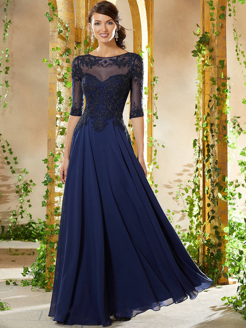 Mori Lee Mother of the Bride Dress 71908