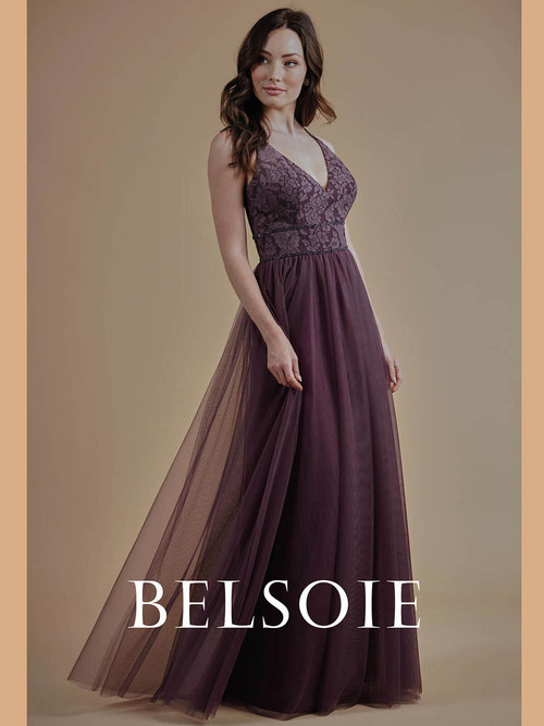 Belsoie Bridesmaid Dress L214008