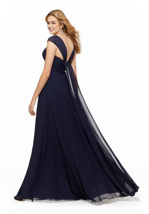 Mori Lee Bridesmaid Dress 21647