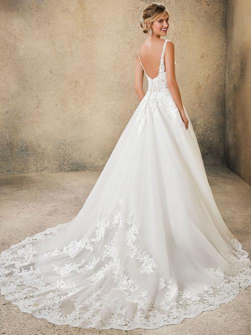 Morilee Blu Bridal Gown Rosmerta 5761