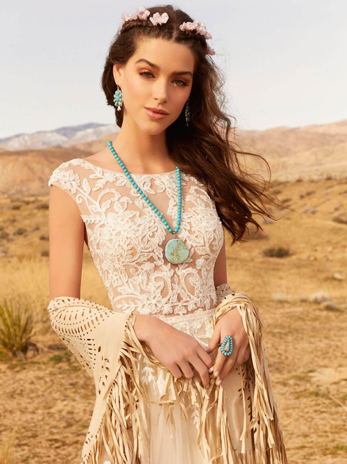 Morilee Blu Bridal Gown Ronan 5765