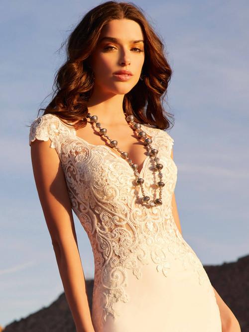 Morilee Blu Bridal Gown Rhetta 5769