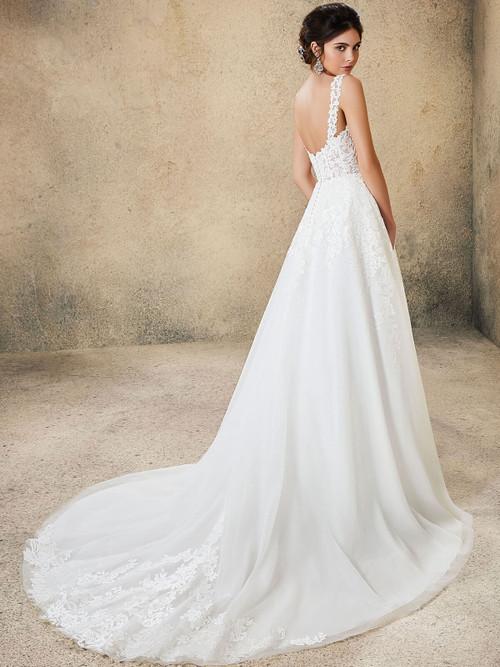 Morilee Blu Bridal Gown Rosemarie 5774