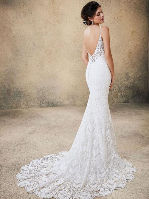Morilee Blu Bridal Gown Riley 5775